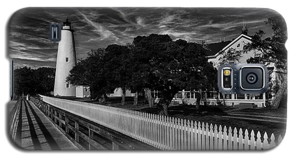 Ocracoke Lighthouse Galaxy S5 Case by Tony Cooper
