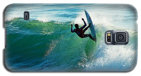 Off The Lip Galaxy S5 Case by Paul Topp