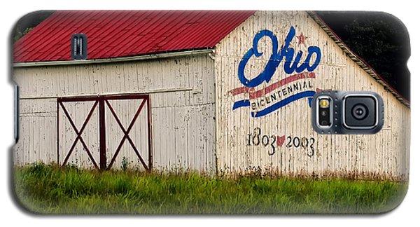Ohio Bicentennial Barn Galaxy S5 Case