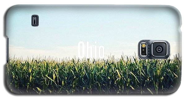 Ohio Galaxy S5 Case by Natasha Marco