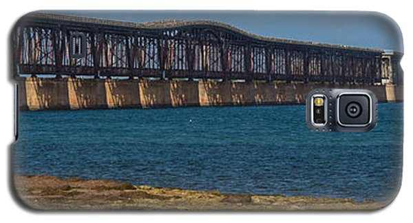 Old Bahia Honda Bridge Galaxy S5 Case