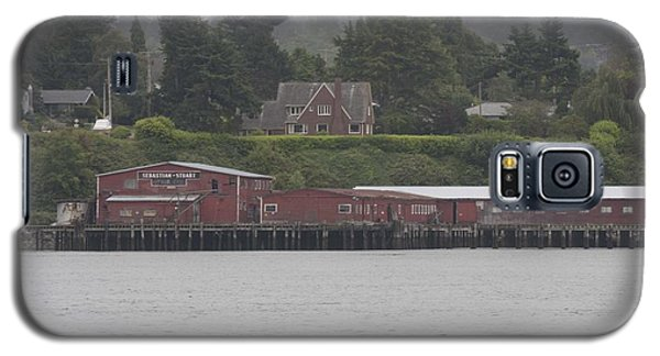 Old Cannery Building Galaxy S5 Case