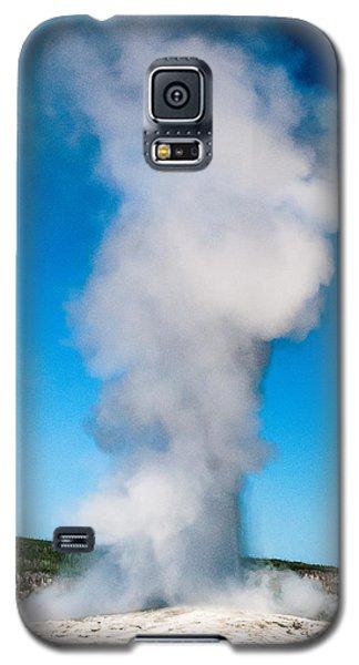 Old Faithful Lan 663 Galaxy S5 Case