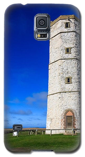 Old Lighthouse Flamborough Galaxy S5 Case