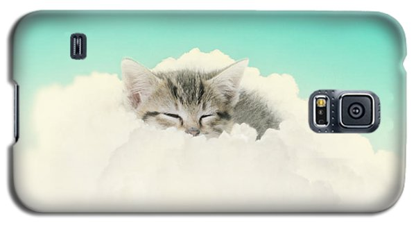 On Cloud Nine Galaxy S5 Case by Amy Tyler