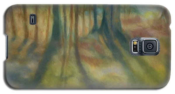 On Mossy Ground II Galaxy S5 Case by Shirley Moravec