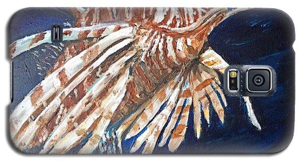 On The Prowl Galaxy S5 Case by Vonda Lawson-Rosa