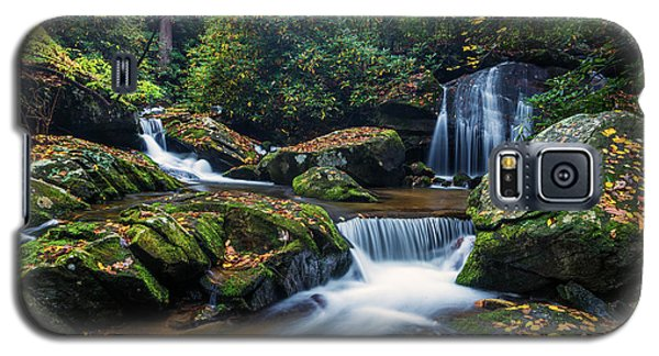 On The Way To Catawba Falls Galaxy S5 Case