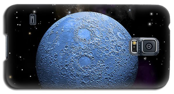 Once In A Blue Moon No.2 Galaxy S5 Case