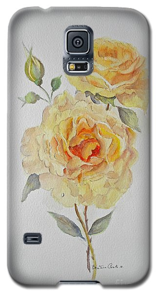 One Rose Or Two Galaxy S5 Case