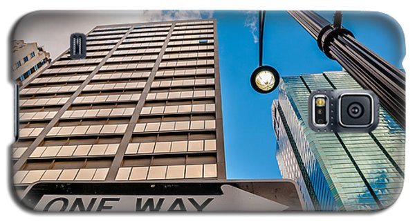 One Way Galaxy S5 Case
