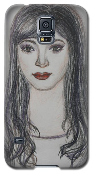 The Oriental Girl   Galaxy S5 Case