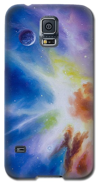 Origin Nebula Galaxy S5 Case