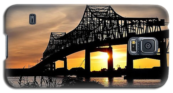 Over The Mississippi Galaxy S5 Case