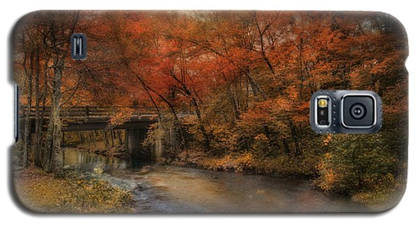 Over The River Galaxy S5 Case by Robin-Lee Vieira