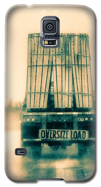 Oversized Load Galaxy S5 Case