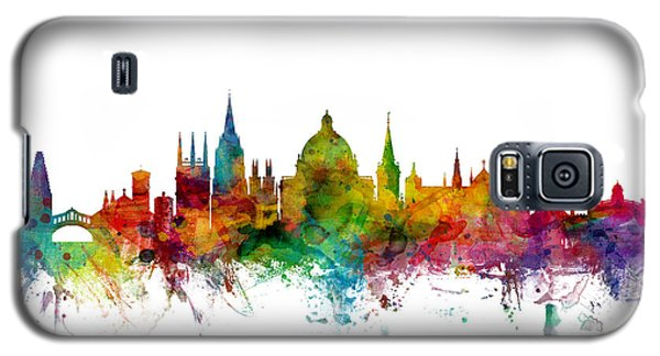 Oxford England Skyline Galaxy S5 Case by Michael Tompsett