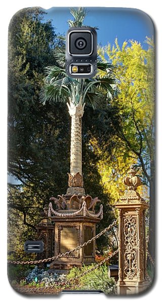 Palmetto Regiment Monument  Galaxy S5 Case