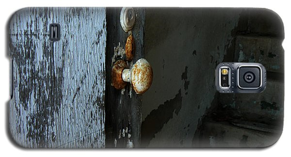 Galaxy S5 Case featuring the photograph Past Age Passage by Lin Haring