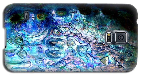Paua Shell Galaxy S5 Case