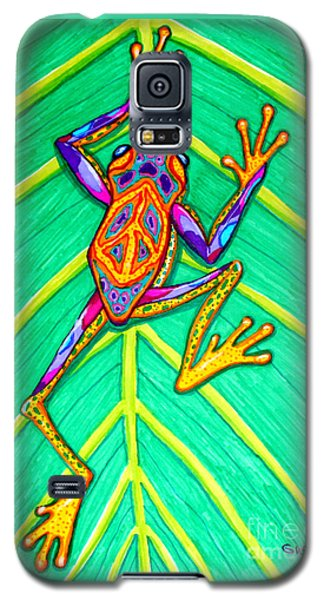 Peace Frog Galaxy S5 Case