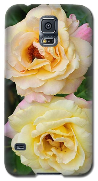 Peace Roses Galaxy S5 Case
