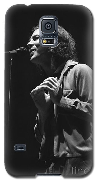 Pearl Jam Galaxy S5 Case by Concert Photos