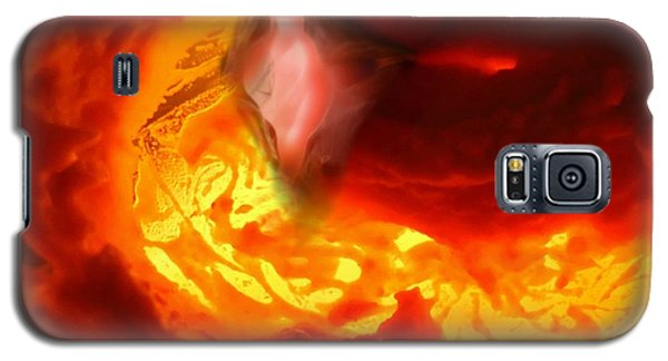 Pele Goddess Of Fire And Volcanoes Galaxy S5 Case