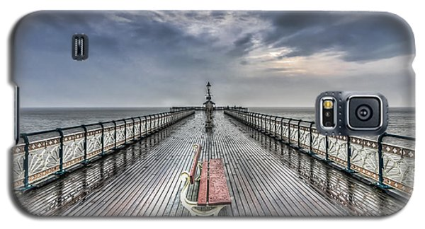 Penarth Pier 4 Galaxy S5 Case