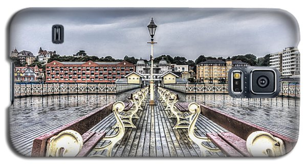Penarth Pier 5 Galaxy S5 Case