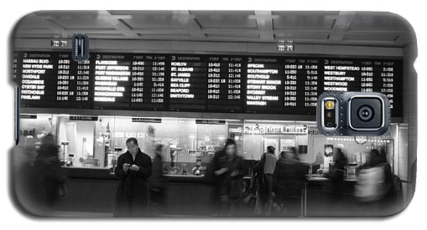 Penn Station Galaxy S5 Case by Steven Macanka