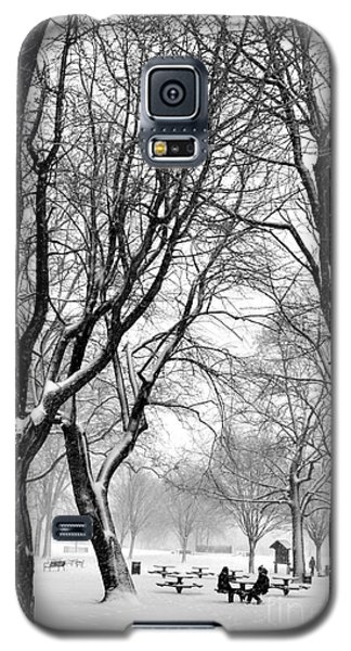 Penn Treaty Park Picnic Galaxy S5 Case