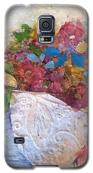 Petals And Blooms Galaxy S5 Case