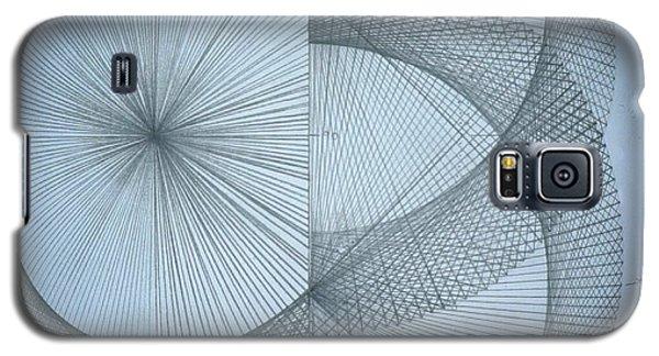 Photon Double Slit Test Galaxy S5 Case