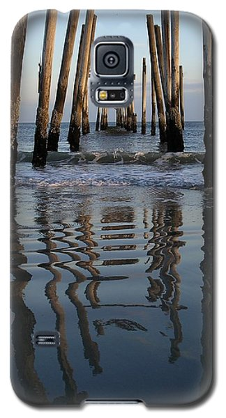 Pier Reflections Galaxy S5 Case