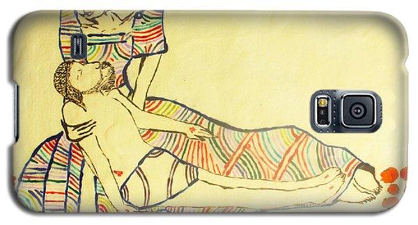 Pieta Galaxy S5 Case by Gloria Ssali