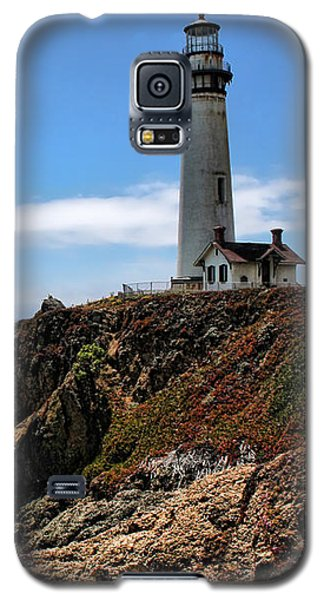 Pigeon Point Lighthouse Galaxy S5 Case by Judy Vincent