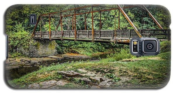 Pine Creek Bridge Galaxy S5 Case