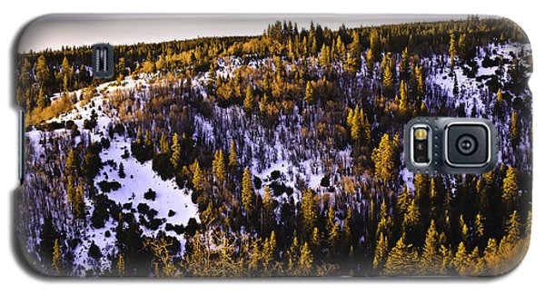 Pines On The Ridge  Galaxy S5 Case