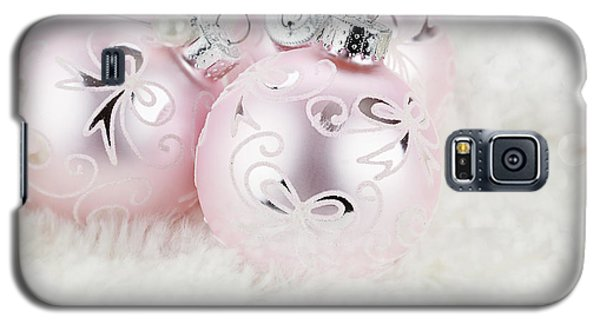 Pink Ornaments Galaxy S5 Case