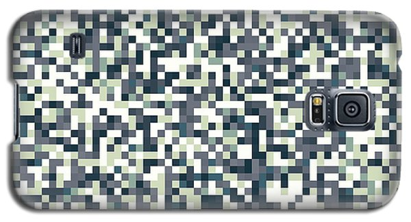 Pixel Art Galaxy S5 Case by Mike Taylor