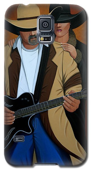 Play A Song For Me Galaxy S5 Case