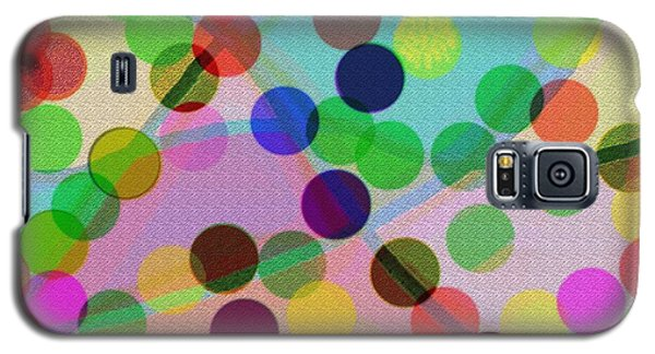 Play Ball Galaxy S5 Case by Kathie Chicoine