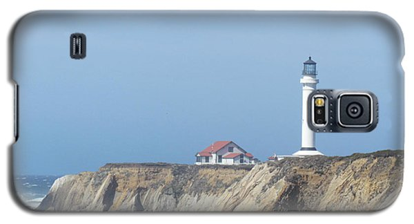 Point Arena Lighthouse Galaxy S5 Case by Bonnie Muir