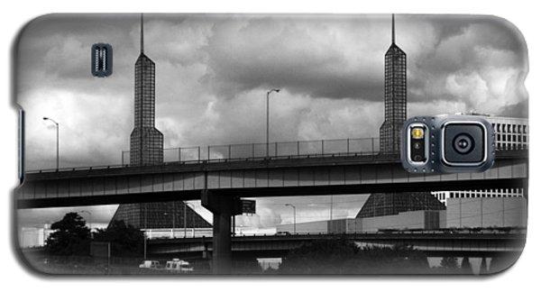 Portland Bridge Galaxy S5 Case by Tarey Potter