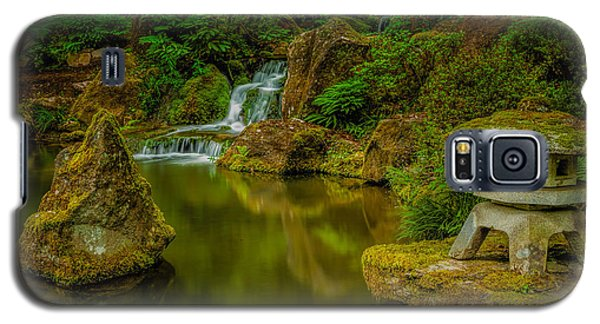 Portland Japanese Gardens Galaxy S5 Case by Jacqui Boonstra