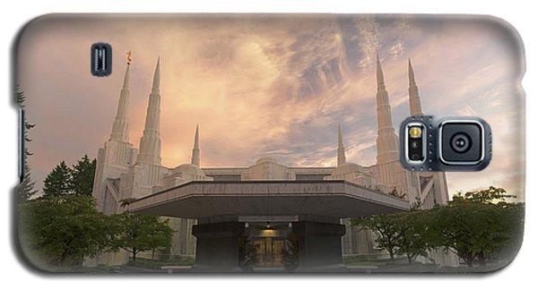 Portland Temple Galaxy S5 Case