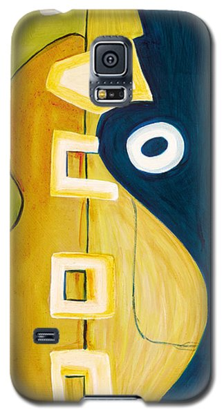 Portrait Of A Humble Man 4 Galaxy S5 Case
