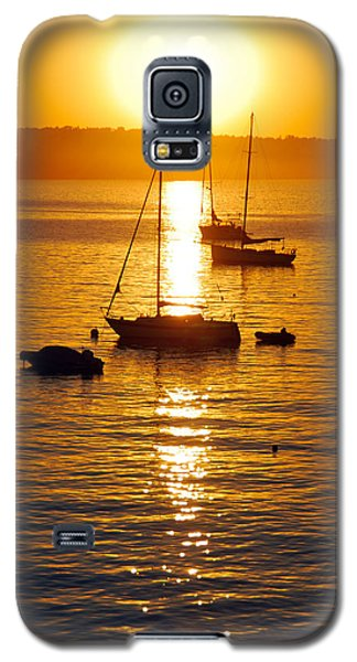 Portugal Luggage Tag Galaxy S5 Case