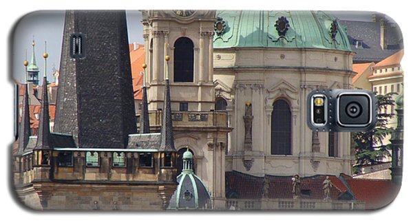 Galaxy S5 Case featuring the photograph Prague by Ira Shander